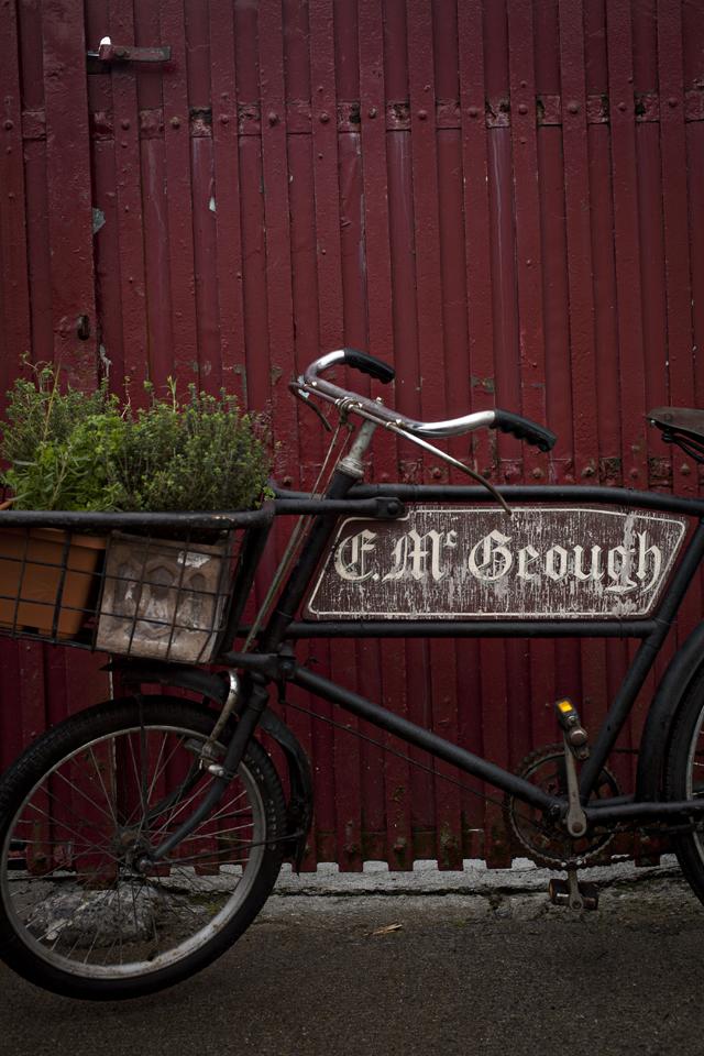 Mc Geoughs Bike